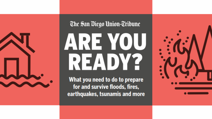 A Guide to Help You Survive Fires, Floods Earthquakes & More