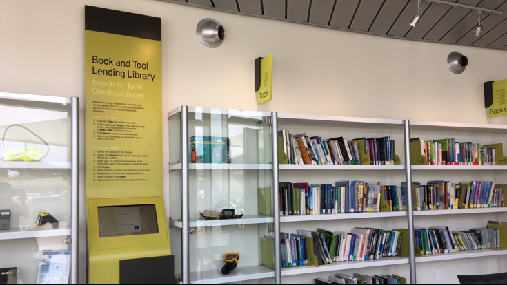 Check it Out: Energy Efficiency Resource and Tool Lending Library
