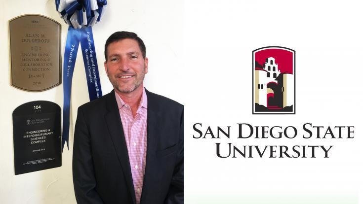 Meet Alan Dulgeroff: Dedicated Aztec Helping Make SDSU A Top Research University