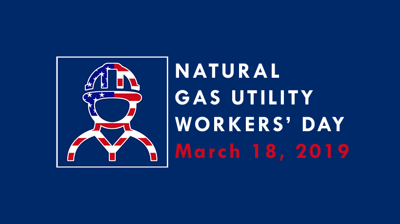 Natural Gas Utility Workers Day