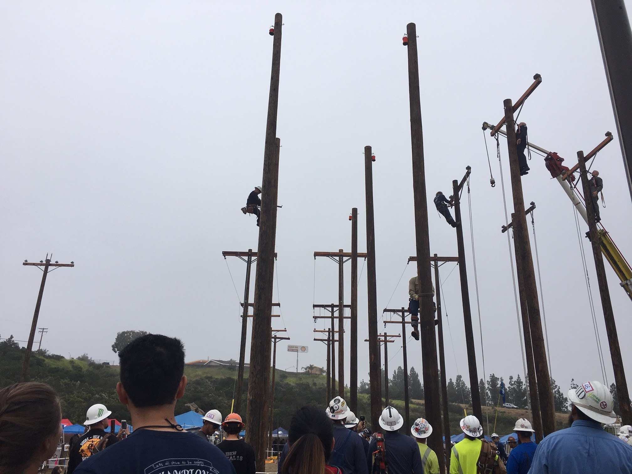 2019 Gas and Lineman Rodeo