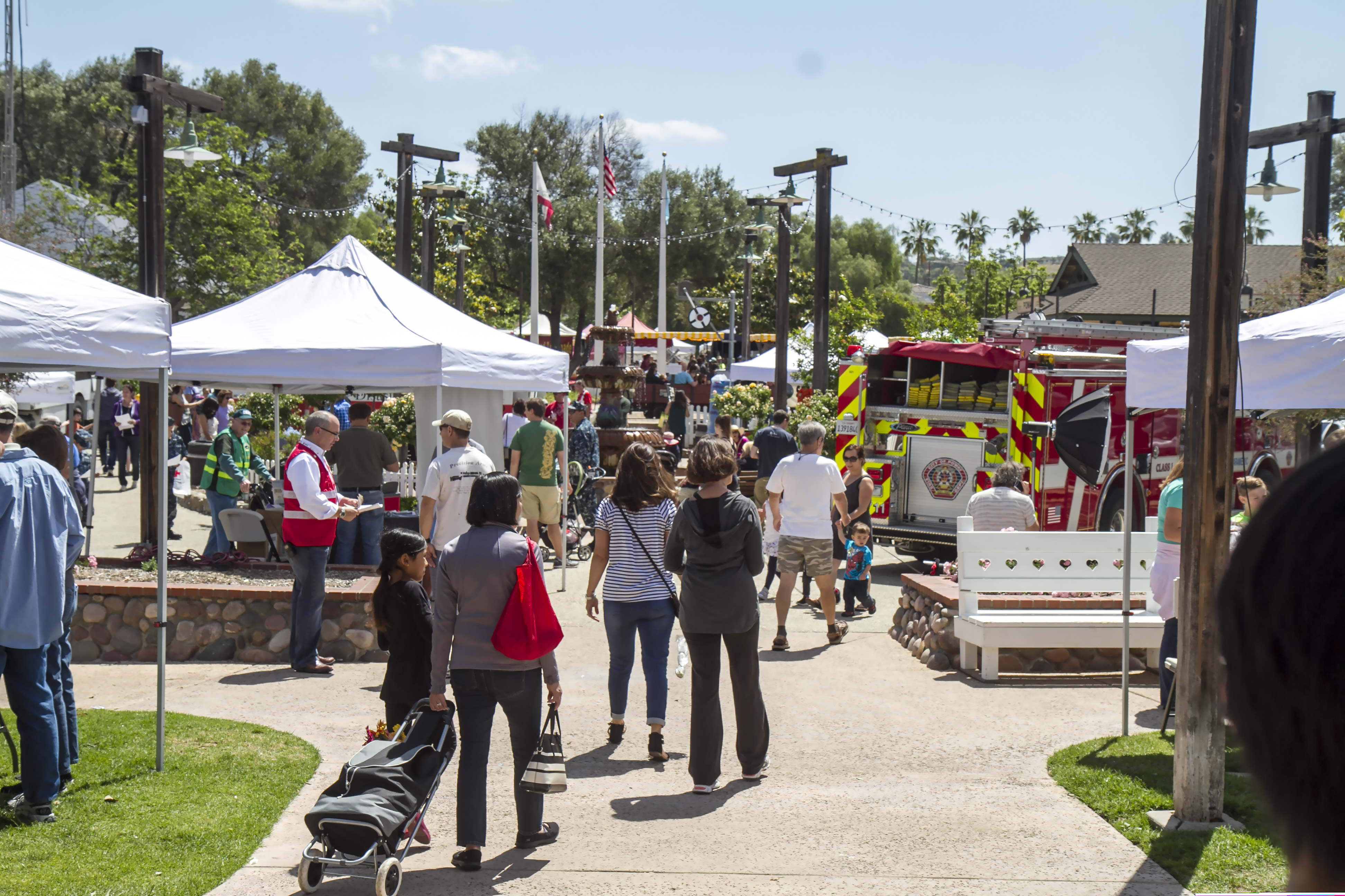 Poway Emergency Survival Fair