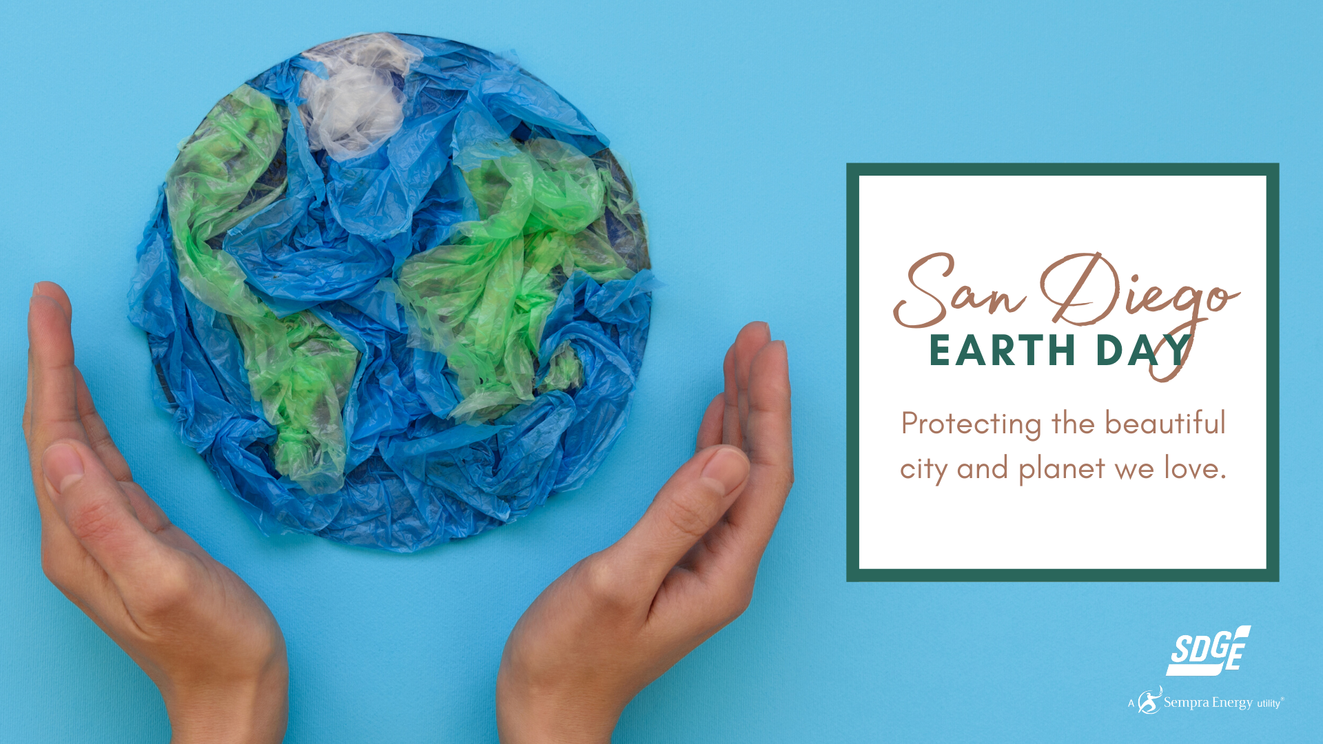 Earth Day: When We Take Care of Our Environment, It Takes Care of Us