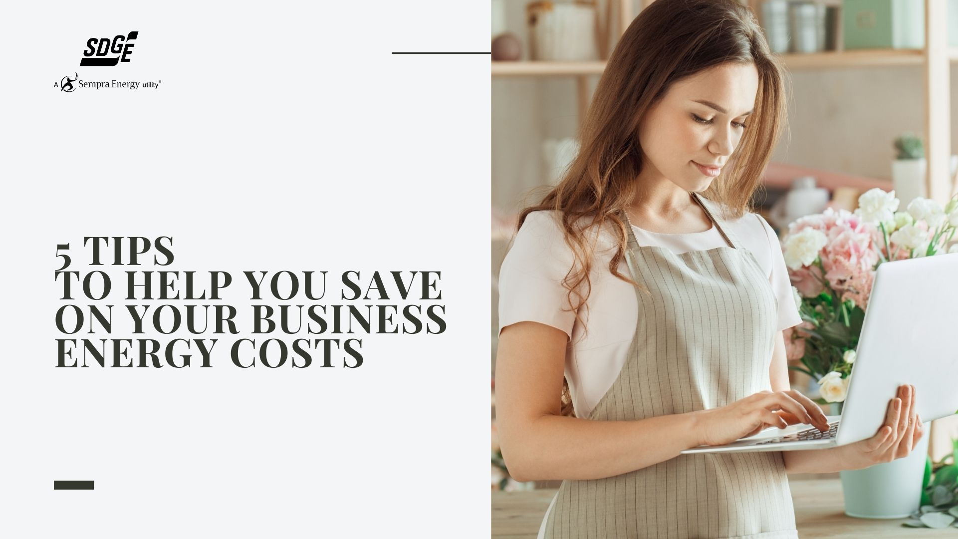 5 Tips to Help You Save on Your Business Energy Costs During Warm Late Summer Days