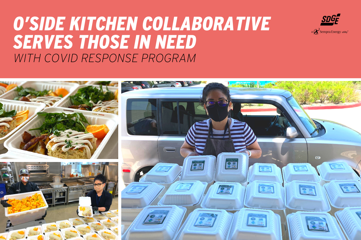 O'side Kitchen Collaborative Serves Those In Need With COVID Response Program