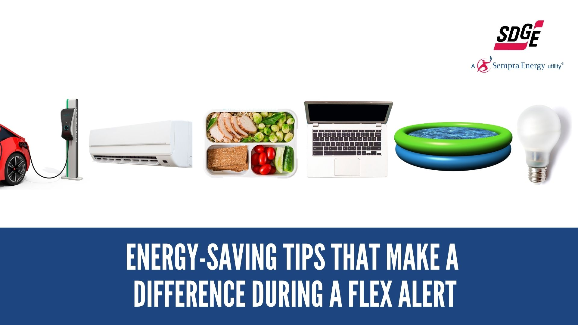 Oct. 15: Energy-Saving Tips That Make a Difference During A Flex Alert