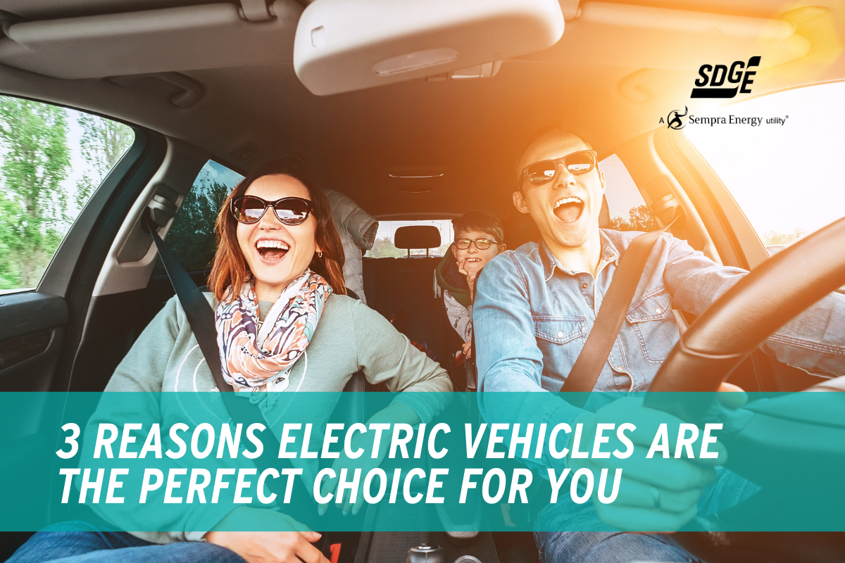 3 Reasons Electric Vehicles Are The Perfect Choice For You