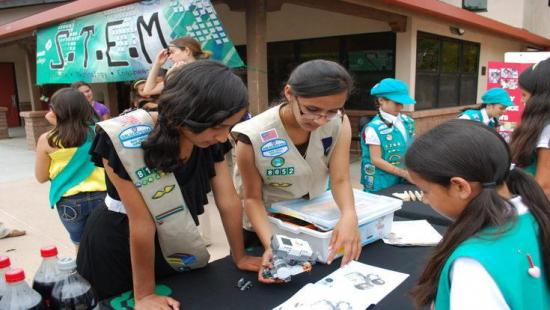 Girl Scouts San Diego Raises a Generation of STEMinists