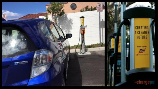 Report Highlights SDG&E Program for Bringing Electric Vehicle Chargers to Disadvantaged Communities