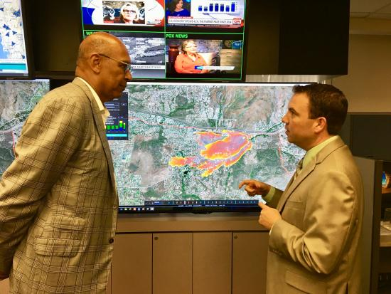 Hottest Ticket in Town: Tours of SDG&E's Weather Central