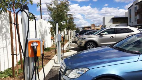 No Garage, No Problem! Electric Vehicle Charging Expands to Apartments and Condos