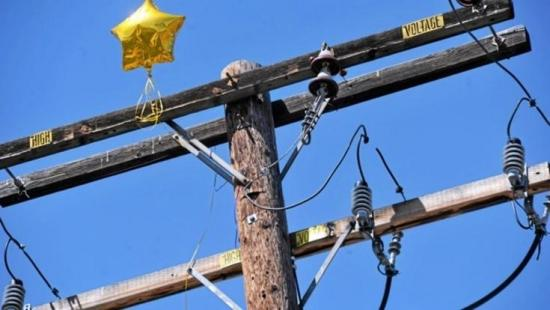 Don't Let Mylar Balloons Ruin the Party: Keep Them Away from Power Lines