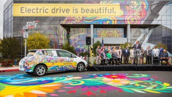 Discover and Drive EV Tour Comes to San Diego Region!
