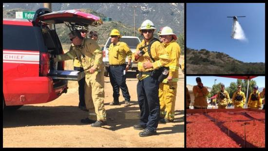 Local Firefighters Getting Prepared for Upcoming Fire Season