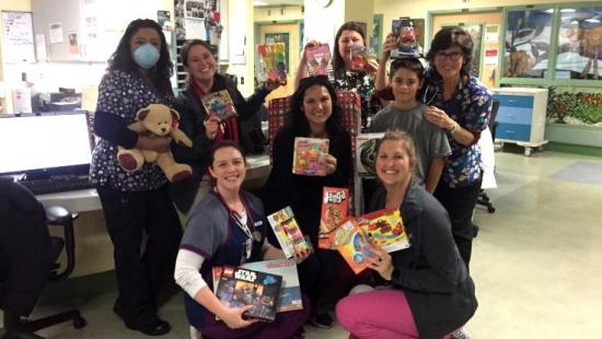 Season of Giving: A Holiday Toy Story