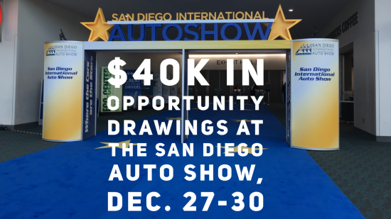 SD International Auto Show