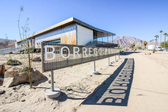 Borrego Springs Library