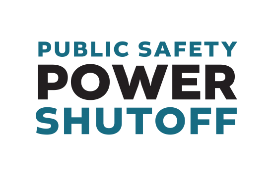 Public Safety Power Shutoff Logo