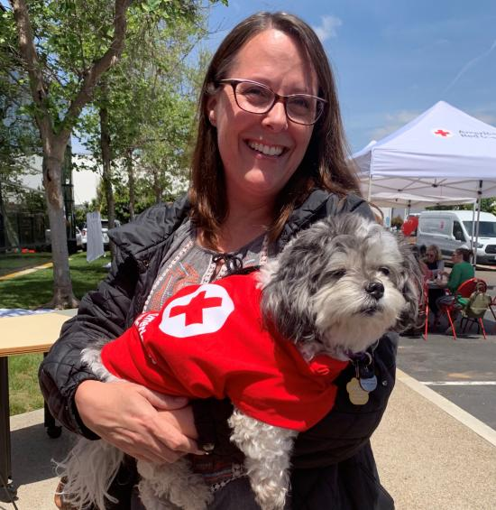 American Red Cross Shelter of Hope kickoff