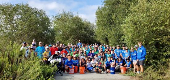 Coastal Cleanup Day 2019 - Team SDG&E/Sempra Energy