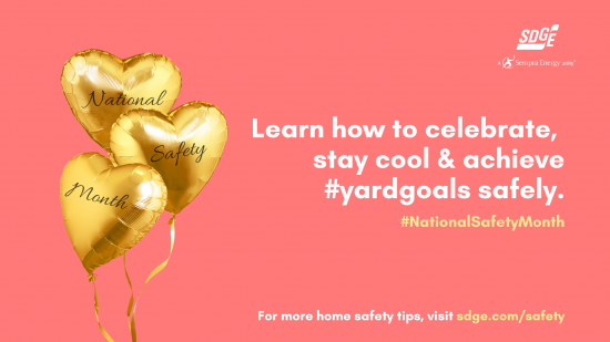 National Safety Month: Natural Gas & Electrical Safety at Home