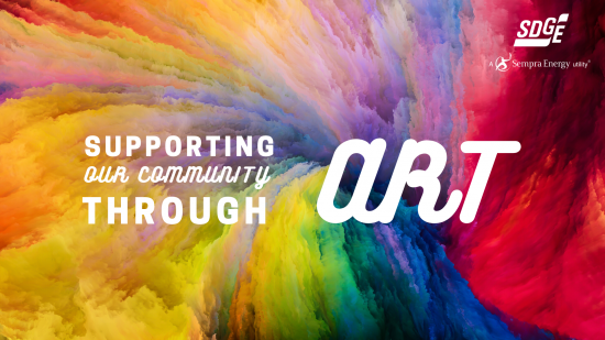 Supporting our Community through Art