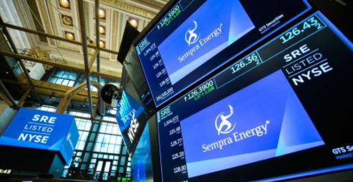 Sempra Energy Chairman And CEO Jeffrey Martin And Employees To Participate In NYSE Closing Bell Ceremony