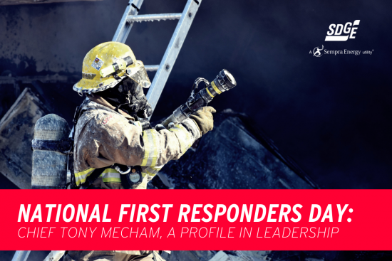 National First Responders Day: Chief Tony Mecham, A Profile in Leadership
