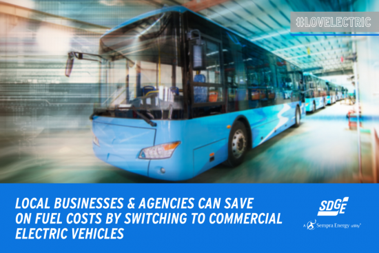 Local Businesses & Agencies Can Save On Fuel Costs By Switching To Commercial Electric Vehicles