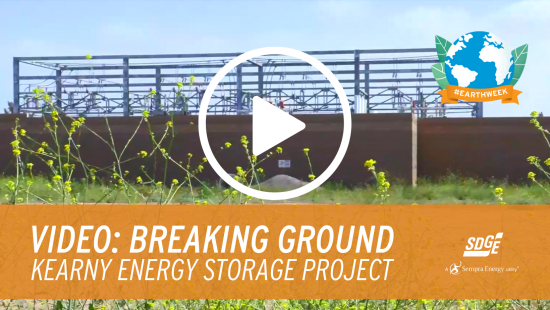 Breaking Ground: Kearny Energy Storage Project