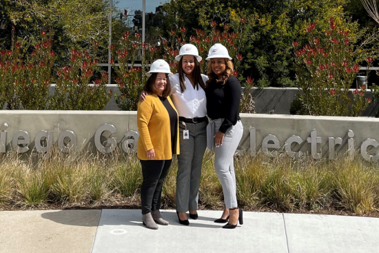 Three Generations of Women Help Power SDG&E
