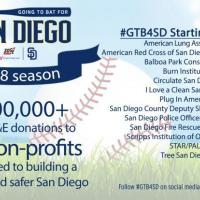 Supporting Local Non-Profits that Go to Bat for San Diego