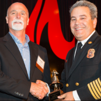 SSDG&E Employee Awarded Maltese Cross for Helping to Improve Wildfire Safety