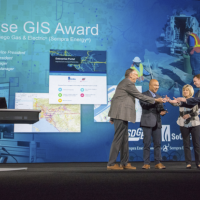 SDG&E and SoCalGas Honored with Enterprise GIS Award at the 2018 Esri International Conference