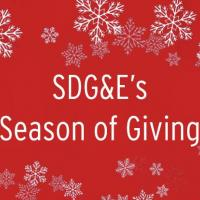 "In Our Communities, For Our Communities: SDG&E Employees Embark on ""Season of Giving"""
