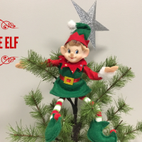 Greenie the Elf