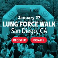 LUNG FORCE WALK 2019