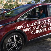 Electric Vehicle Climate Credit