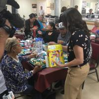 Salvation Army Nutrition Center - kickoff for Cool zones