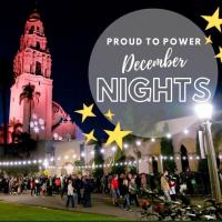 December Nights at Balboa Park