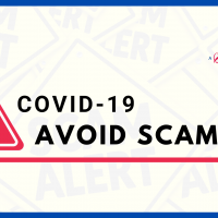 SCAM ALERT: Scammers Take Advantage of COVID-19 Outbreak