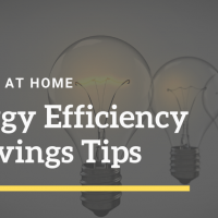 Tips to Save Energy and Reduce Bills While at Home