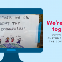Supporting our Customers through the COVID-19 Crisis - We're in this Together