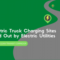 I-5 Electric Truck Charging Sites Mapped Out by Electric Utilities