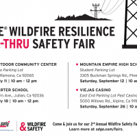 Drive-Thru Wildfire Safety Fairs Helping Communities Prepare Ahead of Peak Wildfire Season
