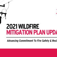 SDG&E Files 2021 Wildfire Mitigation Plan Update, Advancing Commitment To Fire Safety And Resiliency
