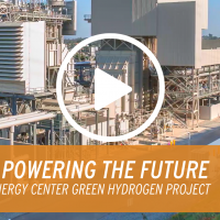 Powering the Future: Palomar Energy Center Green Hydrogen Project