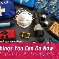 #WildfirePreparednessWeek: 5 Things You Can Do Now to Prepare for An Emergency
